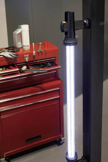 Kihúzható LED-es munkalámpa, műhelylámpa Ampercell 05070