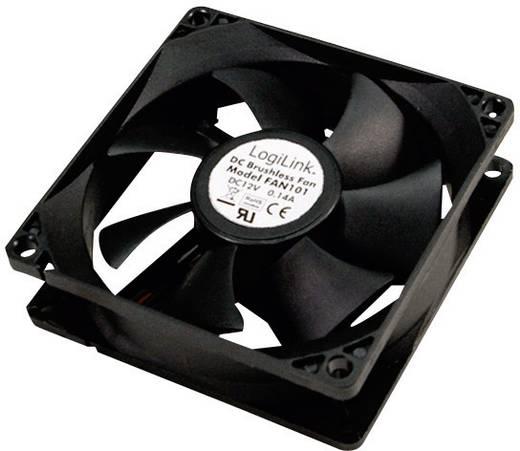 PC ventilátor, 8 cm, LogiLink FAN101