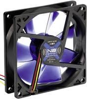 Számítógépház ventilátor 92 x 92 x 25 mm, NoiseBlocker XE1 NoiseBlocker
