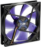 Számítógépház ventilátor 120 x 120 x 25 mm, NoiseBlocker XL1 NoiseBlocker