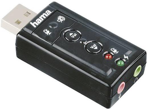 7.1 USB-s hangkártya, Hama