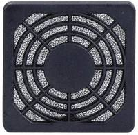 Ventilátor szűrő, 40 mm, fekete, Akasa GRM40-30 (GRM40-30) Akasa