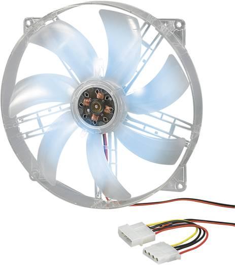 Ledes számítógép ventilátor, Ø 18 cm, Akasa AK-F1825SM-CB