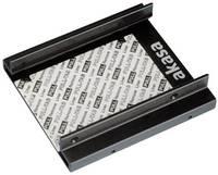 Merevlemez (HDD) átalakító keret 8,9 cm-ről (3,5) 6,4 cm-re (2,5), Akasa AK-MX010 (AK-MX010) Akasa