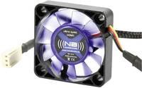 Számítógép ventilátor, 4 cm, Noiseblocker BlackSilentFan XM1 NoiseBlocker