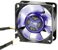 Számítógépház ventilátor NoiseBlocker XR1 (Sz x Ma x Mé) 60 x 60 x 25 mm NoiseBlocker