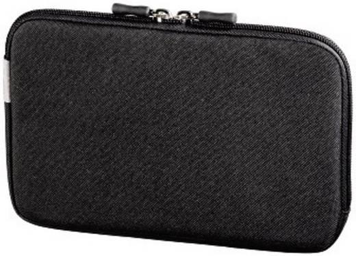 """Tablet PC tok, cipzáros 17,8 cm (7"""") kijelző méretig, fekete színű Hama Sleeve 108251"""
