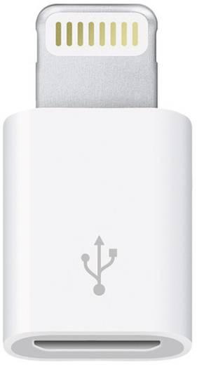 Apple Lightning - Micro USB átalakító adapter iPhone iPad iPod csatlakozókhoz MD820ZM/A