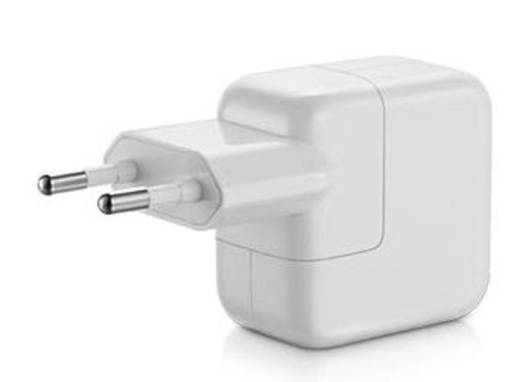 Apple iPhone, iPad, iPod hálózati töltő, adapter 12W USB Power Adapter MD836ZM/A