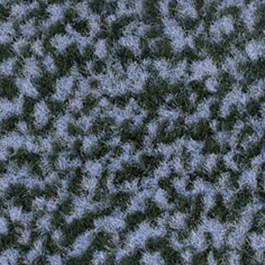 Védőszőnyeg, fekete/kék , 0.9x0.6 m, VYNA PLUSH