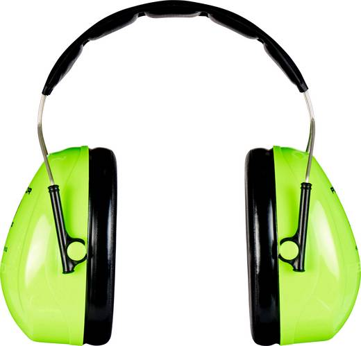 PELTOR Fejpántos hallásvédő fültok, zajcsillapító fülvédő PELTOR™ OPTIME II HVS H520A-472-GB