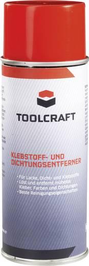 Ragasztó- és tömítő anyag eltávolító, 400 ml, Toolcraft