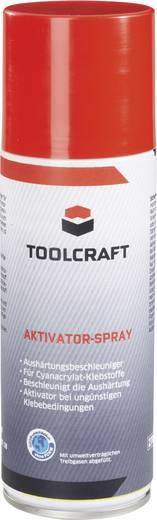 Aktiváló - kikeményedésgyorsító 200 ml, TOOLCRAFT TC-SKSPRT200M