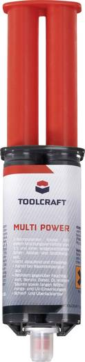 Kétkomponensű ragasztó 25ml Toolcraft MultiPower MP111