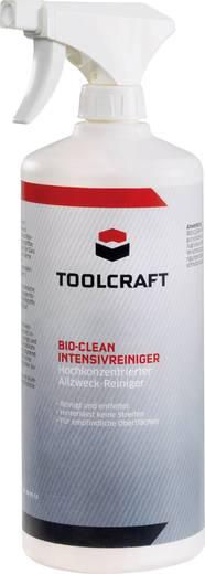 Általános tisztítószer Bio Clean 1000 ml, TOOLCRAFT WBIO.F1000