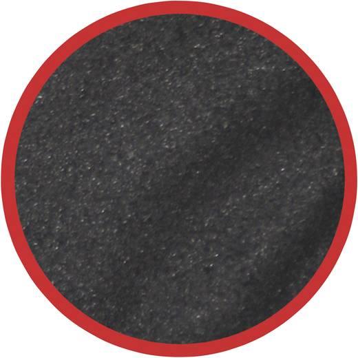 Kötött védőkesztyű, 100% nylon nitrilkaucsuk bevonattal, méret: 7 Worky 1160
