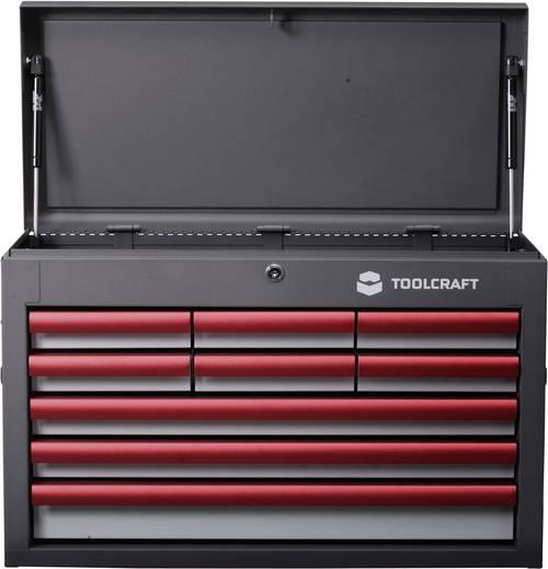 Toolcraft WZK-309 szerszámos bőrönd, szerszám tároló koffer