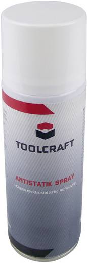 Antisztatikus védőlakk spray 400ml TOOLCRAFT 887243