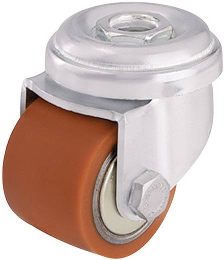 Blickle 226431 Készülék görgő hátsó furattal, kivitel: terelő görgő hátsó furattal
