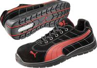 Biztonsági félcipő, S1P, 43, fekete/piros, PUMA (642630) PUMA Safety