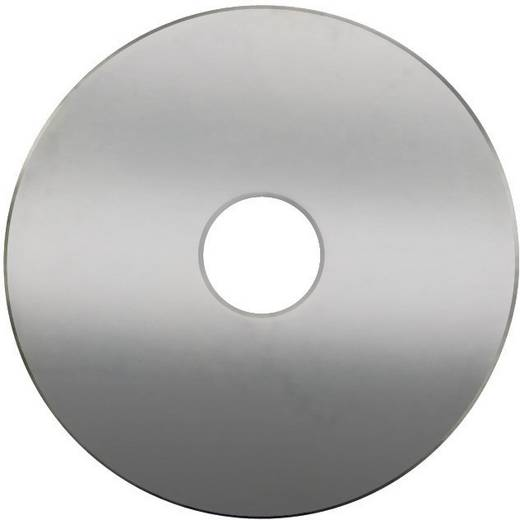 Horganyzott acél sárvédő alátét, 3,2/20/1,25, 100 db, TOOLCRAFT