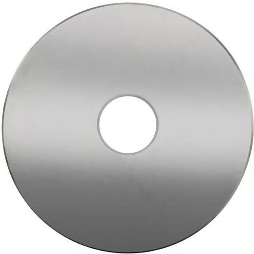 Horganyzott acél sárvédő alátét, 4,3/25/1,25, 100 db, TOOLCRAFT