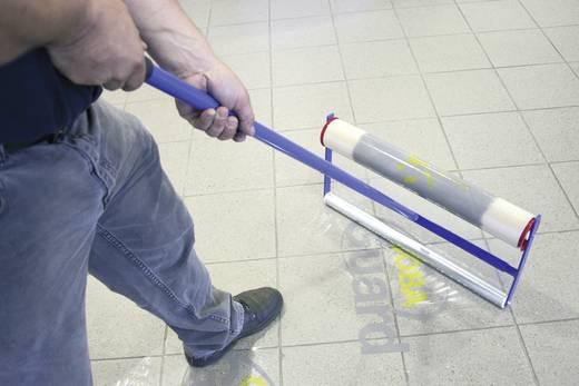 Öntapadó padlóvédő fólia, COBAGUARD HARD FLOOR PROTECTOR 1.2X100M