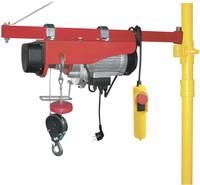 60420 Elektromos drótköteles csörlő 495/990 KGTeherbírás: 495/990 kg (60420) Berger & Schröter