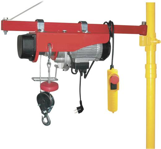 60420 Elektromos drótköteles csörlő 495/990 KGTeherbírás: 495/990 kg