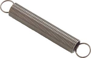 Feszítő rugók 17324 Méret (Ø x L)5.5 mm x 39 mm Tartalom 5 db