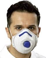 EKASTU Sekur 411 250 Finom por ellen védő maszk szeleppel FFP2 12 db DIN EN 149:2009 EKASTU Sekur