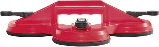 Veribor, vákuumos emelő, 3 üvegfogó tappanccsal, Teherbírás: 110 kg TOOLCRAFT 889686