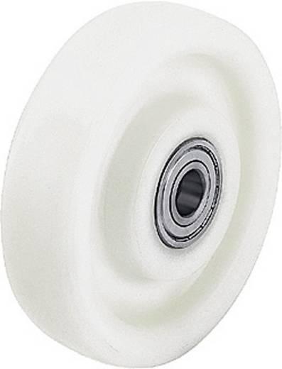 Blickle 6916 Nehéz poliamid kerék, kivitel: golyóscsapágy