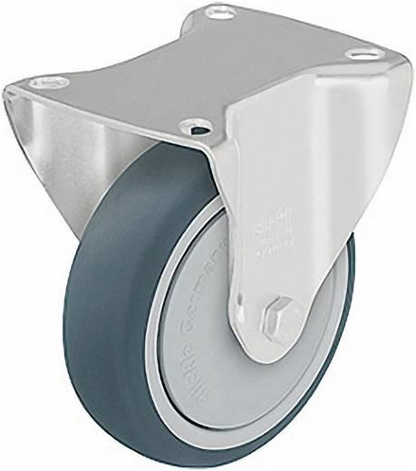 Blickle 297119 terelő és tartó görgők poliuretán futófelülettel, kivitel: tartó görgő