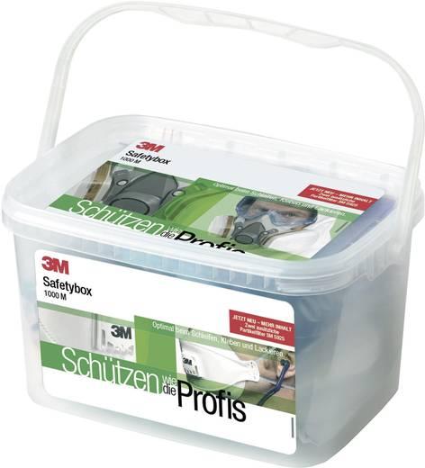 3M Safety Box 1000M DN999979524 Szűrőosztály/Védelmi fok: FFP 2 1 Set