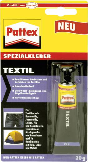 Pattex textil és szövetragasztó 20g Pattex PXST1