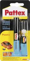 Pattex Plastix Műanyag ragasztó PSA1C 1 készlet Pattex