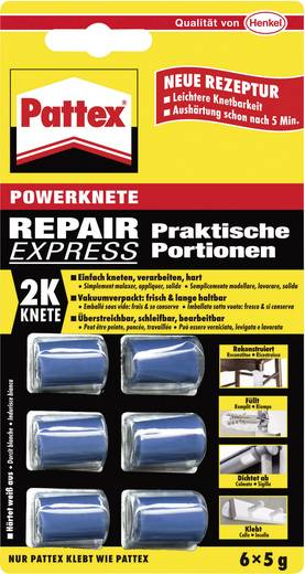 Pattex ragasztógyurma szett 6x5g Pattex PRX15
