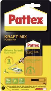 Pattex epoxy ragasztó 12g Pattex PK6SS (PK6SS) Pattex