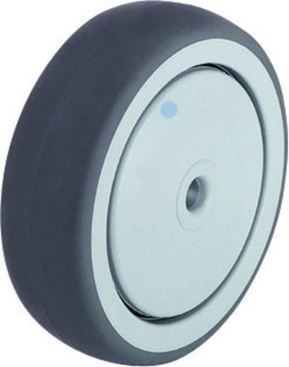 Blickle 228932 Készülék kerék Ø: 125 mm, kivitel: golyóscsapágy