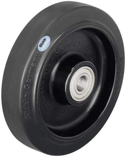 Blickle 597526 Terhelhető kerék, kivitel: tömör gumi