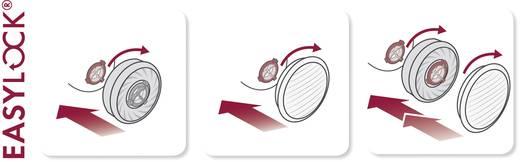 Moldex Többször használható félmaszk, S-es méret, EasyLock® 7001 700101 1 db