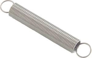 Rozsdamentes acél feszítőrugók 17457 Méret (Ø x L)7 mm x 49 mm Tartalom 5 db