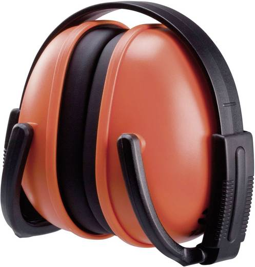 3M Fejpántos kapszulás hallásvédő fültok, zajcsillapító fülvédő, összecsukható -28dB 3M 1436