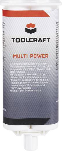Kétkomponensű ragasztó 50ml Toolcraft MultiPower MP3.K50BL