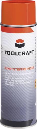 Műanyag tisztító 500 ml, TOOLCRAFT AKSR.D500