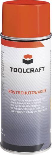 Rozsdavédő viasz 400 ml, TOOLCRAFT ARSW.D400