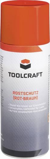 Rozsdavédő (vörös-barna) 400 ml, TOOLCRAFT ARSB.D400