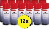 Fagyasztó spray, nem gyúlékony, 12 db, TOOLCRAFT 893987 (893987) TOOLCRAFT