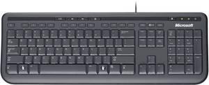 USB-s billentyűzet Microsoft Wired Keyboard 600 Microsoft